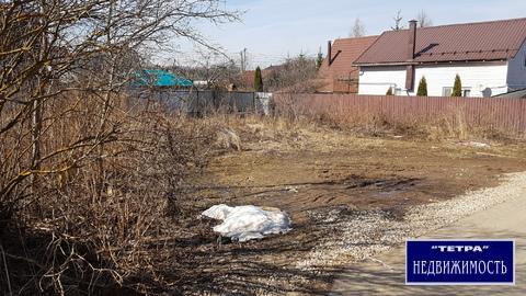 Продается земельный участок 5 сот в деревне Страдань, ИЖС - Фото 1