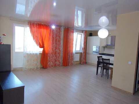 Просторная квартира с хорошим ремонтом в новом доме на Цимлянской - Фото 1