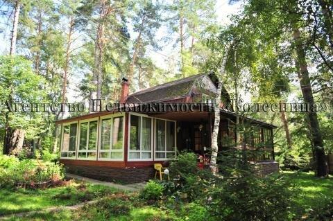 Барсуки. Покров. Эксклюзивный лесной участок 80соток с небольшим домом - Фото 1