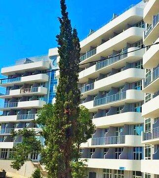 Апартаменты юбк (Форос), вид на море, пляж - 200м! - Фото 5