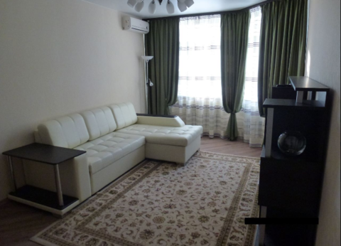 1-комнатная квартира в аренду - Фото 2