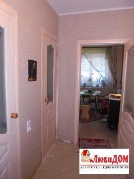 1 комнатная квартира с ремонтом и мебелью на 1 этаже в Солнечном 6 мк - Фото 2