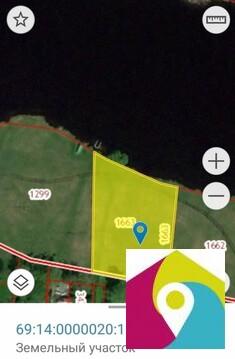 Продаётся земельный участок 50 с деревня Поповка Тверская область - Фото 5
