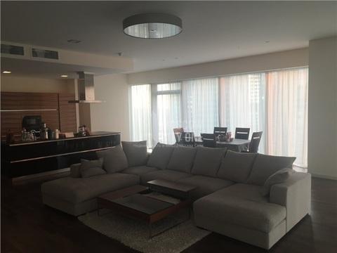 230 м2 Двуспаленный апартамент в Городе Столиц Башня Москва 34 этаж - Фото 1