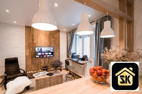 Квартира с дизайн ремонтом ромашка - Фото 2