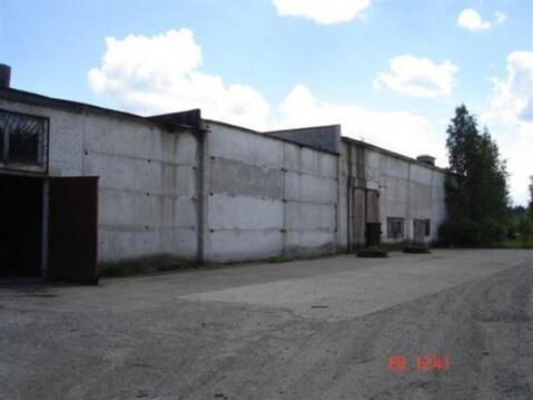 Продам производственное помещение 1497 кв.м, м. Московская - Фото 1
