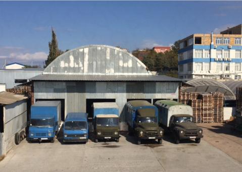 Аренда склада, Севастополь, Вакуленчука Улица - Фото 1