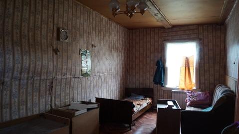 Полдома 38 кв.м, участок 7.2 сот д.Верховье газ в доме - Фото 3