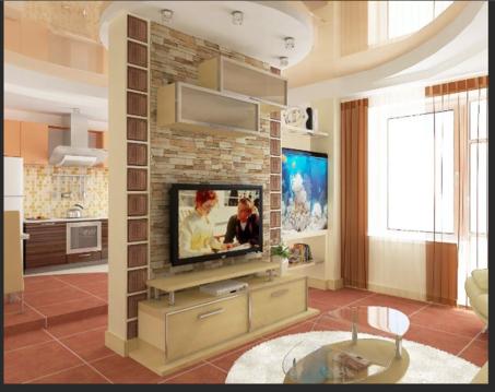 Однокомнатная квартира в ЖК «Квартал Энтузиастов» - Фото 1