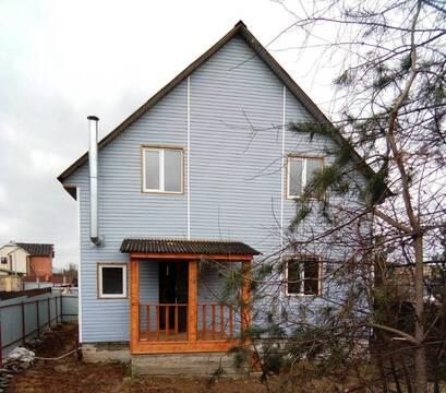 Купить дом из бруса в Домодедовском районе с. Домодедово - Фото 1