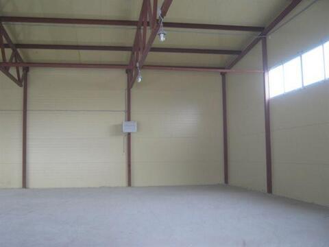 Сдам складское помещение 1000 кв.м, м. Международная - Фото 1