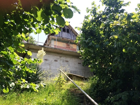 Продам участок с недостроем в самом начале Леселидзе - Фото 1