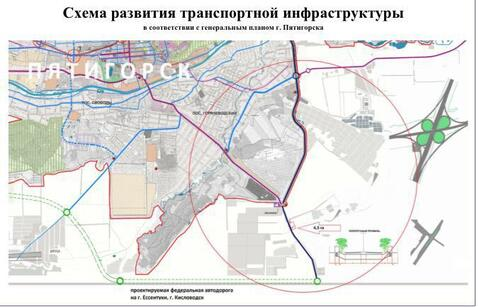 Продажа участка 4,3 га , промназначения, Пятигорск - Фото 4
