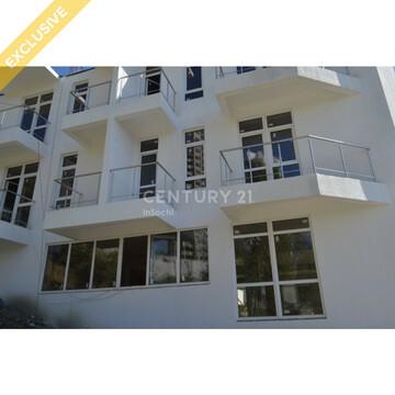 2 395 000 Руб., Квартира с панорамными окнами в новом жилом комплексе, Продажа квартир в Сочи, ID объекта - 324839418 - Фото 1