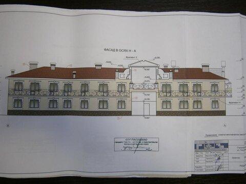 Строительство многоквартирного жилого дома в Евпатории - Фото 1