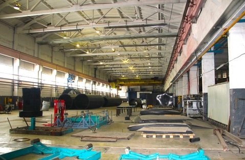 Продам производственное помещение 6300 кв. м - Фото 1