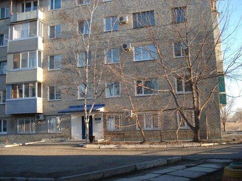 Продажа офиса, Лучегорск, Пожарский район, 2-й мкр. - Фото 1