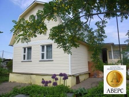 Жилой дом д.Афанасовка - Фото 1