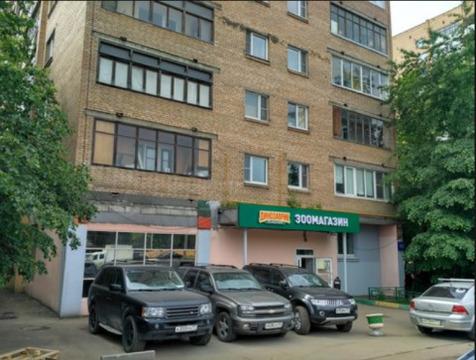 Продажа торгового помещения, м. Щелковская, Щёлковское шоссе - Фото 1