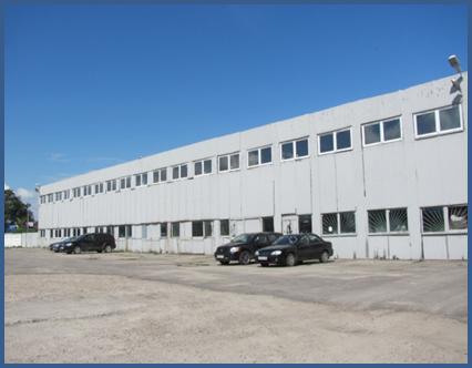 Продам производственное помещение 4371 м2 - Фото 1