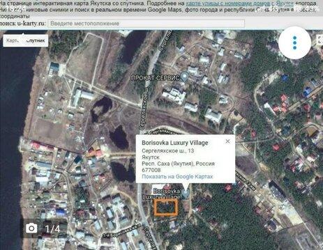 Продажа участка, Якутск, 13 км - Фото 1