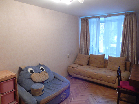Двухкомнатная Квартира Москва, улица Гиляровского, д.33, ЦАО - . - Фото 3