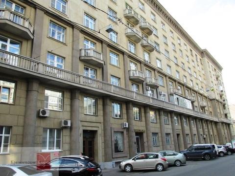 4-к квартира, 101.2 м2, 4/8 эт, Москва, Староконюшенный переулок, 19 - Фото 1