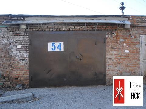 Сдам капитальный гараж. Академгородок, Щ, ГСК Заря 54. Пасечная 1ак2 - Фото 1
