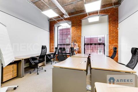 Аренда офиса 1295 м2 м. Парк культуры в бизнес-центре класса А в . - Фото 5