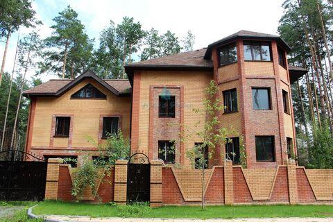 Продажа коттеджа 820 кв.м под самоотделку в закрытом поселке Удача - Фото 5