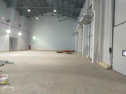 Складской комплекс 2700 кв.м, стеллажи - Фото 2