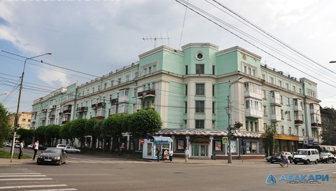Аренда квартиры, Красноярск, Ул. Горького - Фото 1