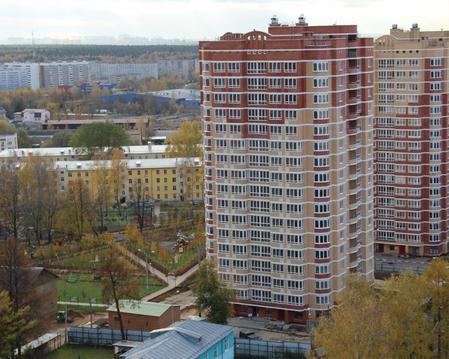 Продам 2 комн. квартиру, 62.8 м2, Ивантеевка - Фото 3
