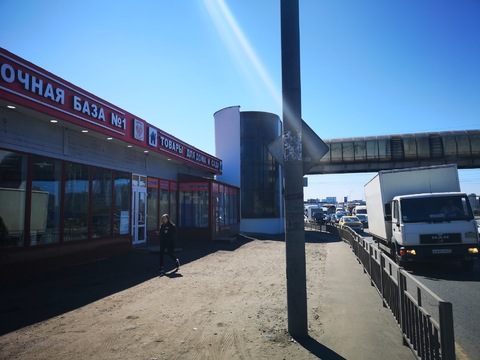 Сдается торговое помещение в 100 метрах от МКАД по щелковскому шоссе - Фото 3