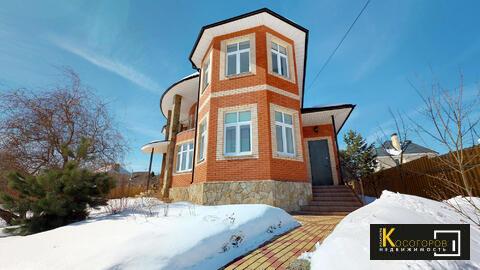 Купи дом 250 кв.м на участке 12 соток в Новой Москве в кп Шишкин лес - Фото 2