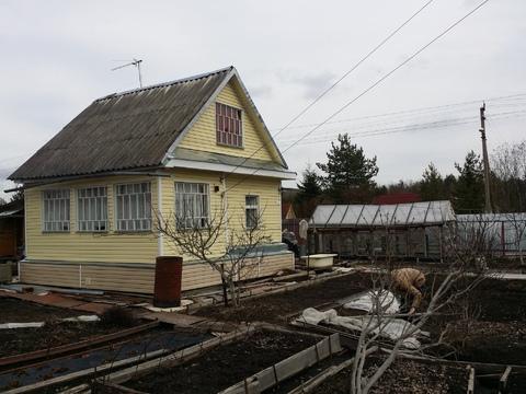 Дача в массиве Рубеж, СНТ Дубрава - Фото 1