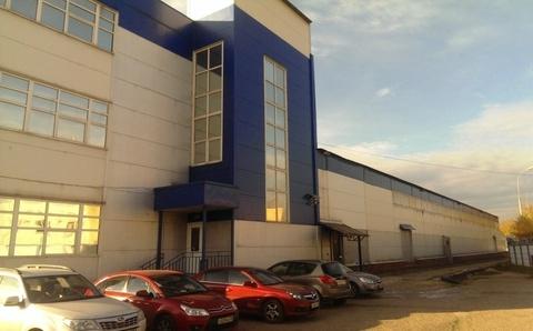 Продажа офисно-складского комплекса 8370 м2 в Балашихе - Фото 2