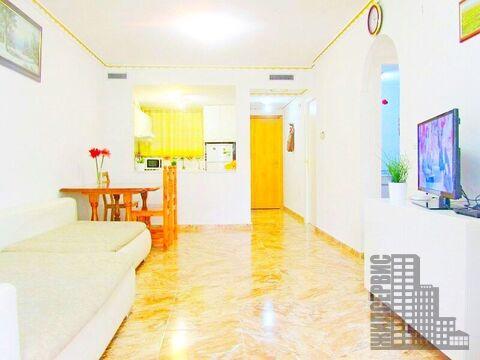 Аренда Испания. Квартира на берегу моря в курортном городе Торревьеха - Фото 2