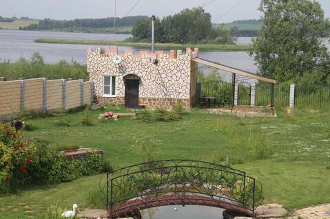 Бунгало с камином на берегу реки Юг - Фото 2