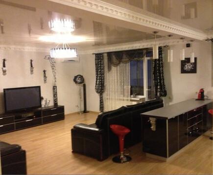 Аренда 3-комнатной квартиры-студии в центре, на ул.Большевистской - Фото 1