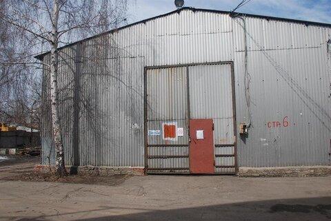 """Аренда складского помещения в Складская база """"Сетунь"""""""