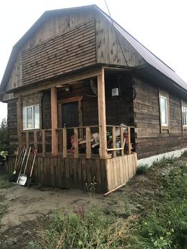 Продается хороший 2 этажный дом с. Баклаши, ул. Березовая - Фото 1