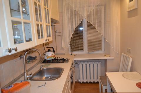 Двухкомнатная квартира с отличным ремонтом и мебелью - Фото 1