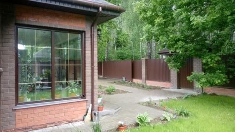 Кирпичный одноэтажный коттедж около Жуковского пруда. - Фото 4