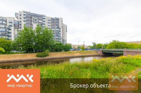 Видовая квартира для семьи в Петроградском районе - Фото 1
