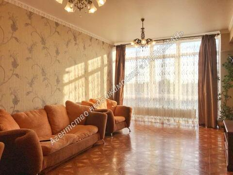 Двухкомнатная квартира с ремонтом и крутыми панорамными окнами в сжм - Фото 4