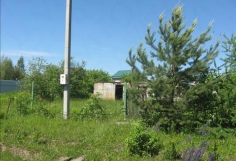 Участок 12 сот ИЖС в пос. Заокский - Фото 4