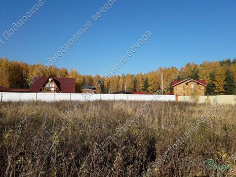 Горьковское ш. 30 км от МКАД, Ельня, Участок 9 сот. - Фото 1