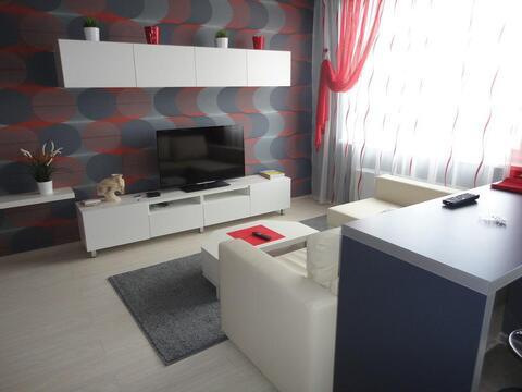 2-комн. квартира Тимирязева ул, новый дом, эксклюзивный дизайн - Фото 3