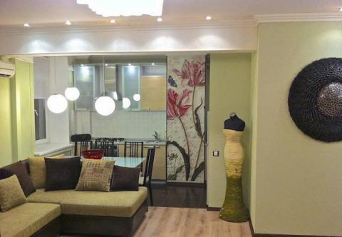 Восстания 49 двухкомнатная квартира с дизайнерским ремонтом московский - Фото 2